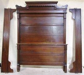 Victorian bed set