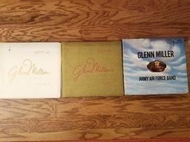 glen miller vinyl sets