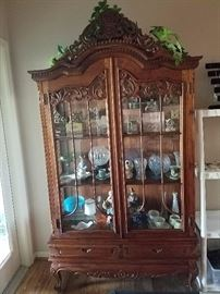 Curio, cabinet