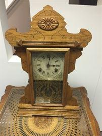 BUY IT NOW PAYPAL  $ 600.00 Antique German clock