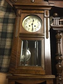 BUY IT NOW PAYPAL**$800 Antique German clock