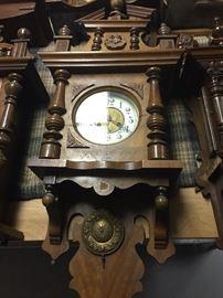 BUY IT NOW PAYPAL** $800 Antique German clock