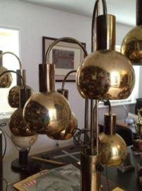 Fun Brass Lamps