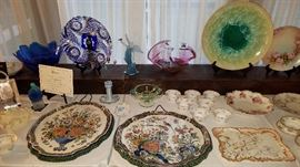 Delft, Art Glass, Daum, Simon Pierce, Limoges
