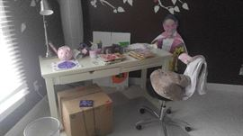 childrens work desk