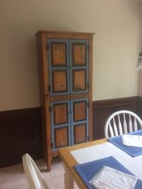 country French style cabinet