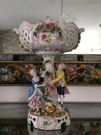 Mid Century Italian Porcelain