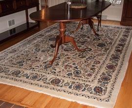 "107"" x  150"" Carpet"