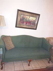 Nice sturdy sofa