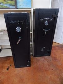 "American Security Gun Safe 4'11"" Hgt."