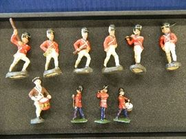 Antique Soldiers Lot British