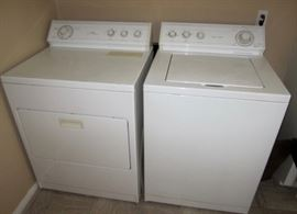 Whirlpool washer / dryer