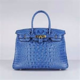 Hermes Birkin Crocodile Bag