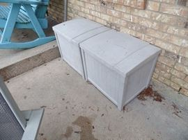 Storage Box for outside storage.