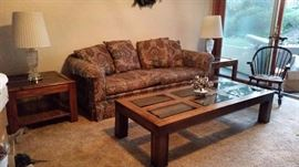 Living room set priced to sell quickly