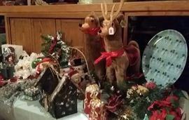 Raikes Bears, Christmas
