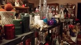Candles, Christmas