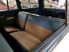 original upholstery on 1954 Ford Country Sedan
