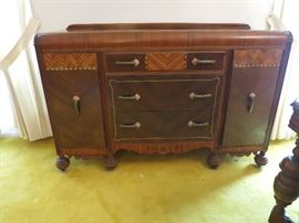 Beautiful Vintage Buffet