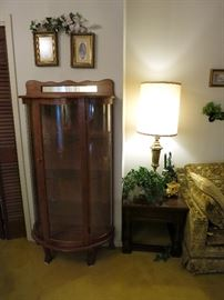 Sweet Small Curio/China Cabinet