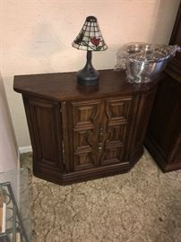 VINTAGE SMALL SIDE CABINET