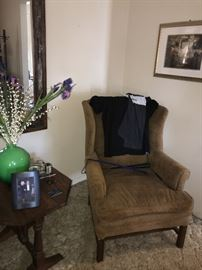 OLD SIDE CHAIR