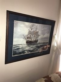 NAUTICAL SHIP PICTURE