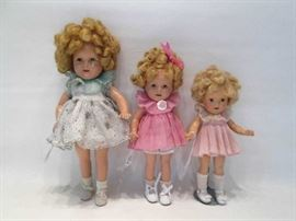 lot #9 -Shirley Temple