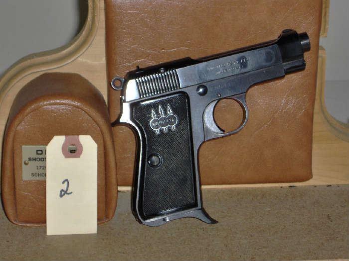Berretta Model 1934 9mm Corto