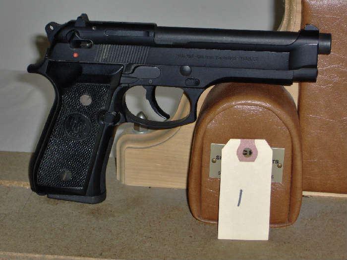 Beretta Model 92 F 9mm Parabellum