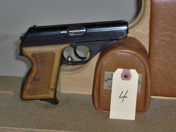 Mauser Model HSC 9mm