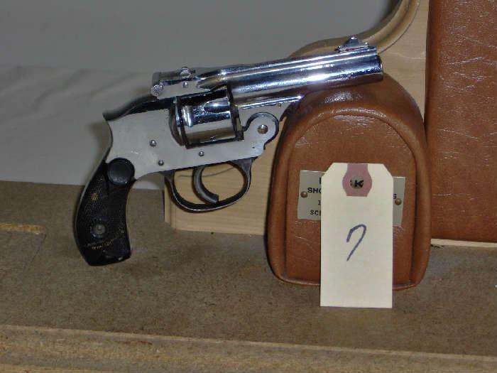Meriden Firearms Co. Revolver 32Cal