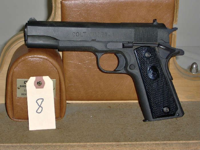 Colt Series 80  m1991a1  45Cal