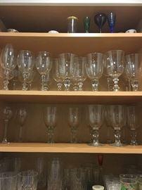 Glassware & dishes