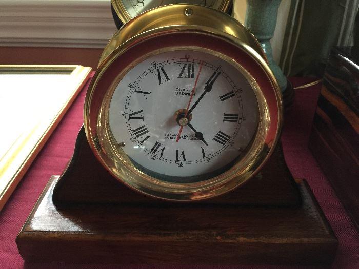 Harwich Clock from Harwich Port, Mass.