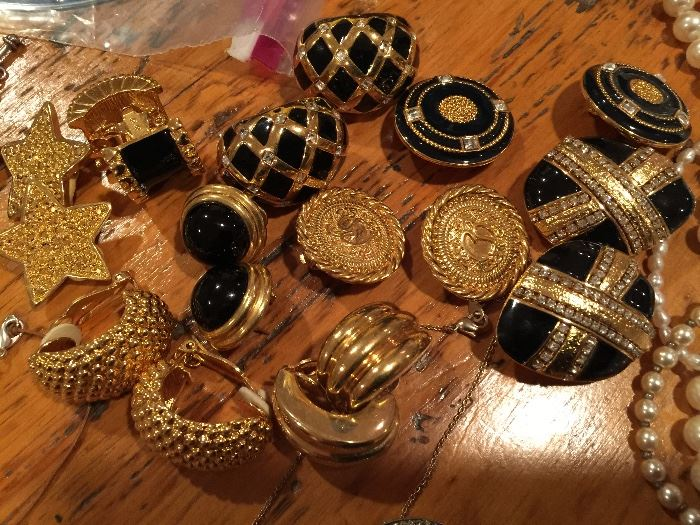 Vintage St. John Jewelry