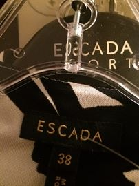 Escada clothes