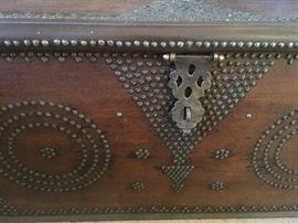 Antique Omani chest