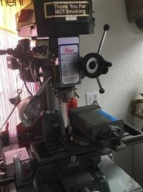 Enco Milling and Drilling Machine                              Model No. 105-1100