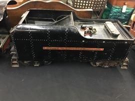 BUDDY L COAL CAR