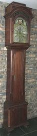 Beautiful vintage grandfather clock