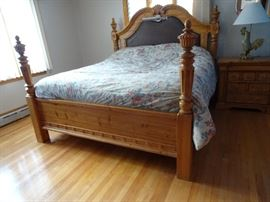 King 4 Poster Bed