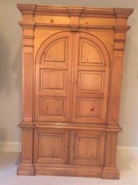 Wardrobe cabinet by Baker