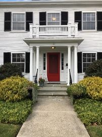 Classic Colonial in the Heart of Wellesley