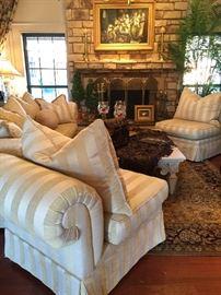 Donald C. Joseph Interiors Furniture Collection.