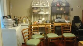 freezers, dining room chairs, bakers racks, Merots Junior Mobility Wheelchair