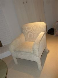 One of a pair of great looking chairs