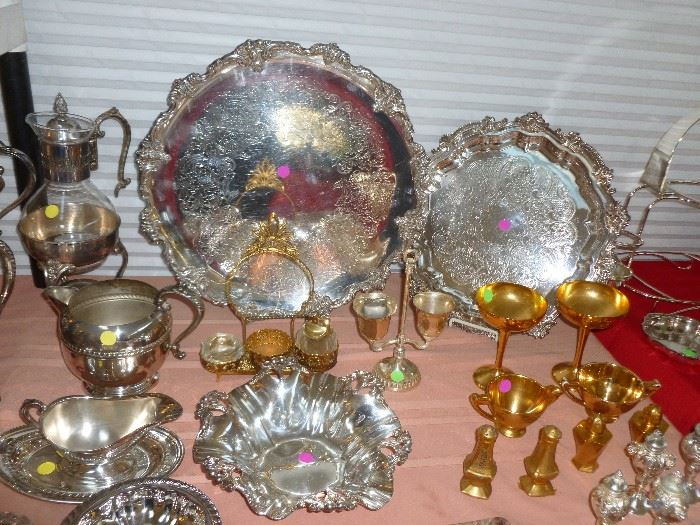 More quality silver plate