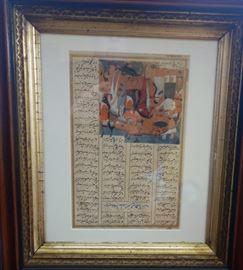 PERSIAN MANUSCRIPTS