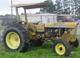 1970's John Deere Tractor